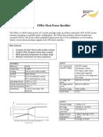 01 FPRA Datasheet