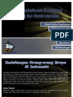 Penjelajahan Bangsa Eropa Ke Indonesia Finish