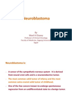 Neuroblastoma My Lecture 2011