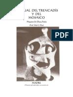 Manual del Trencadís y del Mosaico