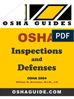 OSHA by William Brewster - Copyright Protected