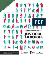 Acceso Ciudadano a la Justicia Laboral / Junior Achievement Costa Rica / Pact