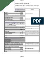 Evaluacion Técnica Agosto (Edicro, Edico , Ayestas, Corasco, Condisa)