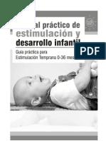 Manual Practico de Desarrollo Infantil Centro Corporal Id Ad