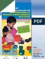 Modulo Educativo Curso Neurodesarrollo Infantil 2011