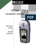Etrex Vista Portugues