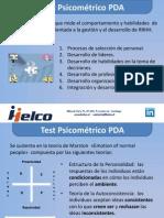 PDA Teoría