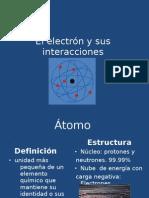 Introduccion Al Electron y Sus Inter