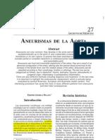 Aneurisma de La Aorta ZAMARINO