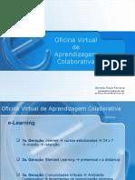 Oficina Virtual de Aprendizagem Colaborativa