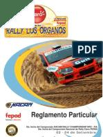 Reglamento Particular Rally Los Organos 2011