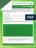 Configuration Management Best Practices