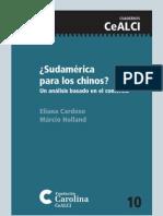 Sudamerica Para Los Chinos