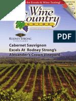 Spotlight's Wine Country Guide September 2011