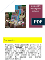 Copia de Paradigmas-Ocupación  Conceptos actuales 2  2011
