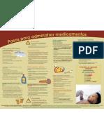 Steps Admin Medication Span