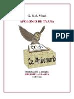 Apolonio de tiana