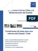 Servicio Civil Chile