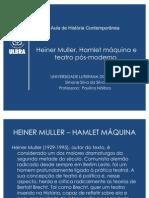 Heiner Muller