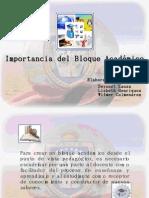 Import an CIA Del Bloque Academico