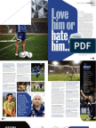 Kevin Muscat in Football+