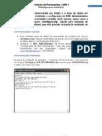 Controle de Ferramentas e EPIS configuração BDE