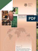 Conocimientros Tradicionales Propiedad Intelectual - Ompi