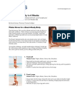 Bikini Body Exercises