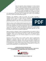 Declaracion Pública Nacional