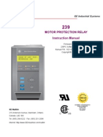 Protection Relay Manual