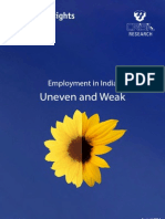 CRISIL Research Report Employment Eco Insight Aug 2011