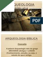 Arqueolog..