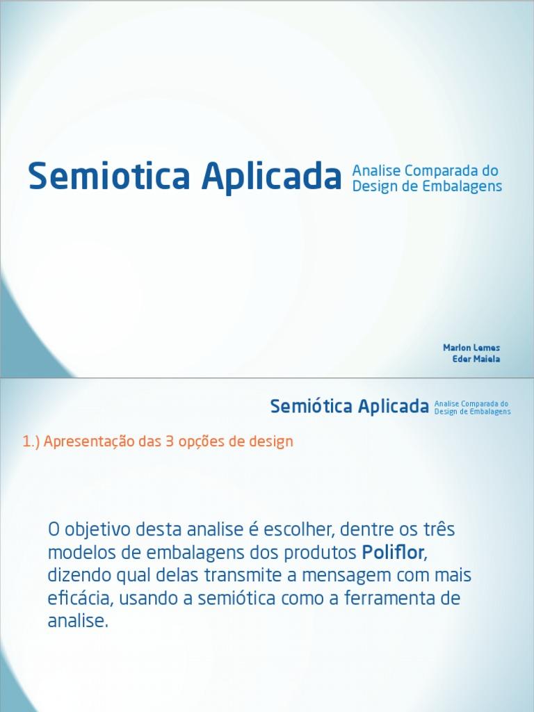 semiotica aplicada lucia santaella