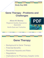 8 Gene Therapy Alison M Beaney