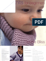 Knitting) Debbie Bliss - Baby Knits for Beginners
