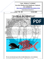 Nota Informativa SU n 58-12-06 09 Manual de Nominas Con Anexo
