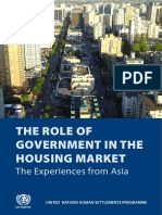The Role of Government in Housing Markets