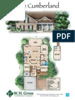 Floor Plan Cumberland