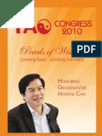 Tao Congress - Pearls Wisdom 2010 at Tao Garden, Thailand