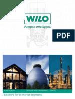 WILO Market Segments