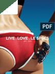 Le Specs Brand Book- Eye Respect Ltd.