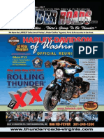 Thunder Roads Virginia Magazine - May '07