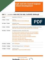 Symposium Delegate Pack