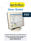 Electrika User Guide