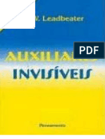 C.W. LEADBEATER - Auxiliares Invisíveis