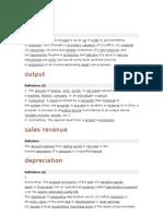 Cost Management - Concepts