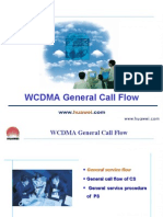 Wcdma Call Flow