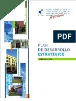 Plan de Desarrollo Estratégico UTEM 2011 - 2015
