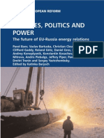 Pipelines, Politics and Power- The Future of EU-Russia Energy Rel