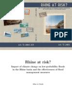Rhine at Risk? PhD Thesis TeLinde